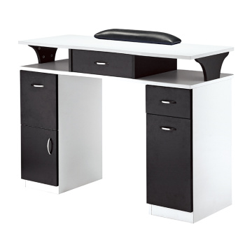 Manicure Nail Table With 2 Drawers
