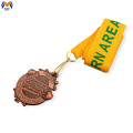 Swimming sports copper medal best price