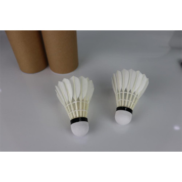 Durable Water Duck Feather Good Control Feeling Badminton
