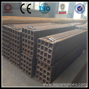 Good price china q195 mild steel rectangular pipes, Hot Dipped Galvanized Square Tube