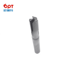 PCD formed end mill length cutter tips