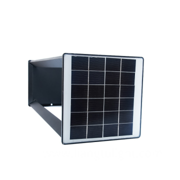 Solar lawn lights are suitable for parks