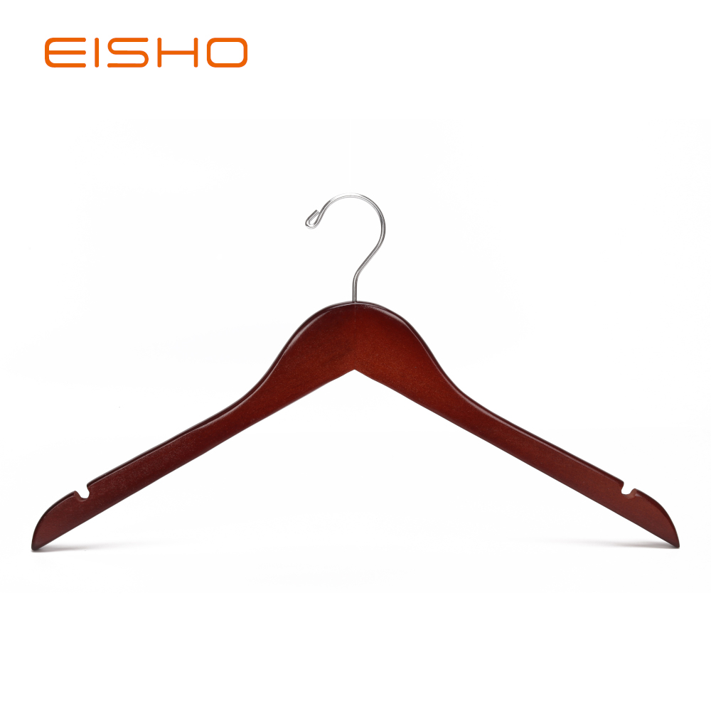 EWH0013wood-hanger-shirt-hanger-coat-hanger-wooden-clothes-hanger