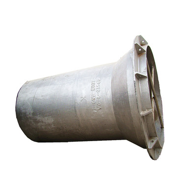 Power Plant Boiler Casting Parts Cyclone Vortex Finder