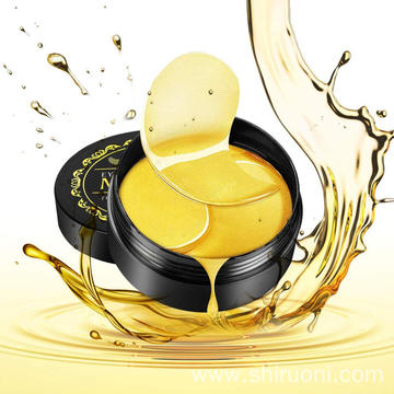 24K Gold Collagen Skincare Eye Patches