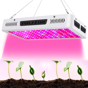Full Spectrum Двойной чип 10W * 120 LED Grow Light