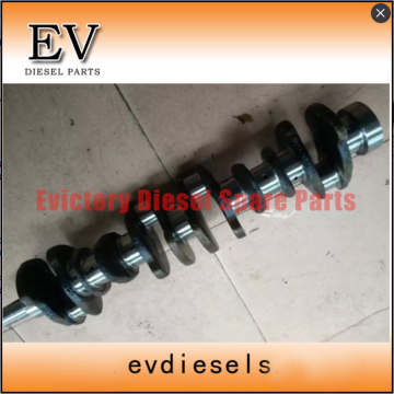 6D108 cylinder head block crankshaft connecting rod
