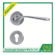 SZD Stainless steel external door handle on plate