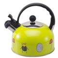 2.0L color painting Teakettle yellow color