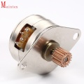 Small Gear Stepper Motor, Sgs Stepper Motor, Stepper Motor for POS Machine Customizable