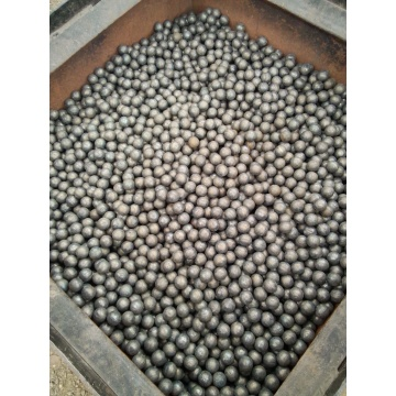 Forged steel ball of 45# 130mm