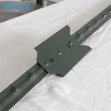 Wholesale Cheap Farm Fence Metal Studded T Posts