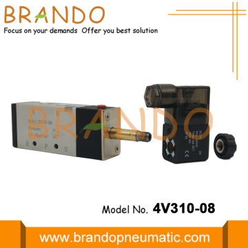 AirTAC Type 1/4'' 4V310-08 Single Solenoid Valve