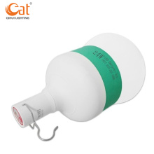 Outdoor Battery Operated Light Bulb E27 With Hook