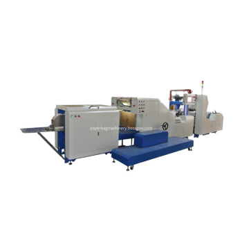 New Condition Paper Bag Making Machine