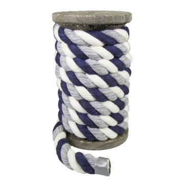 High quality trade price braided cotton rope