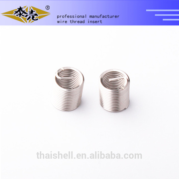 wholesaler shop ss screw coil insert