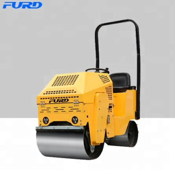 Furd Brand Mini Tandem Road Roller Cheaper Price FYL-860