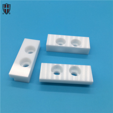 polished zirconia ceramic structural block brick plate parts