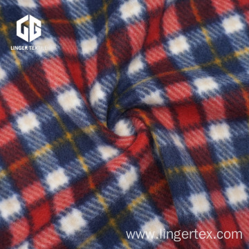 Polyester FDY Brushed Terry Knitted Fabric