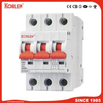 Hot Sale MCB High-breaking 240V-415V Switch