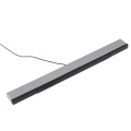 Hot sale Game accessories Wii Sensor Bar Wired Receivers IR Signal Ray USB Plug Replacement for Nitendo Remote