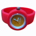 New Arrival Kids Silicone Band Wristwatch