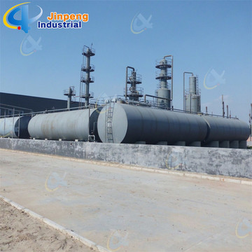 Black Oil Recycling Machine