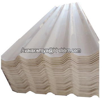 Heat-Resistant Anti-ageing No-Asbestos MgO Glazed Roof Tiles