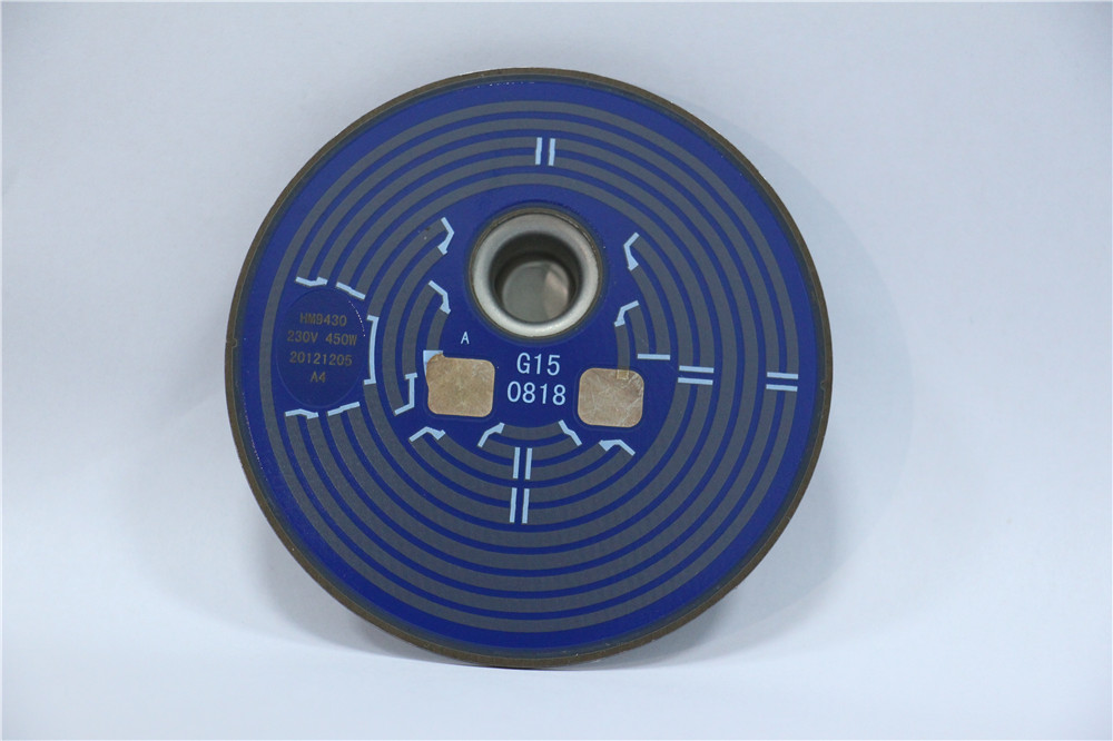 Thick Film Conduction Heater