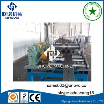 C shaped channel unistrut cold rolling machine