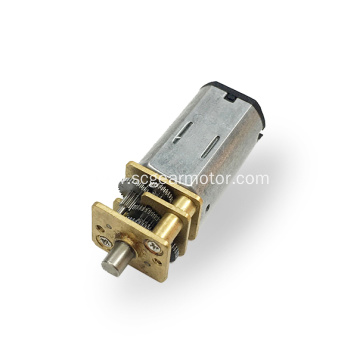 3v 12mm micro gear reducer motor for N30