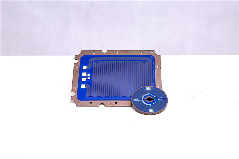Flat surface stainless steel electric heating plate