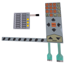 Electronics Design Membrane Switch