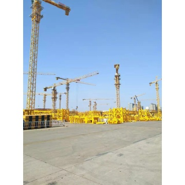 strong adaptability tower crane