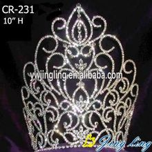 Jewelry crown beauty pageant wedding crown