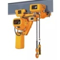 Safety factor electric chain lifting hoist