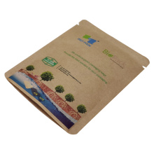 Gravure printing cellophane new materials compostable bag