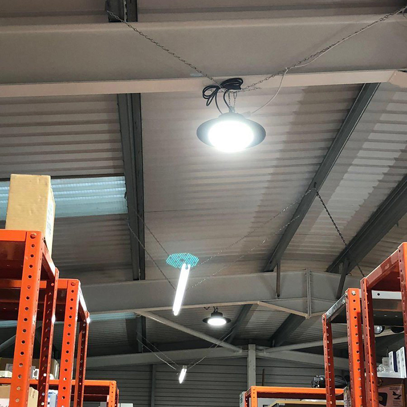 Led Warehouse Lighting High Bay (6)