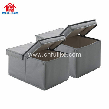 Collapsible Foldable Storage Box For Car Trunk