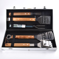 Heavy Duty 6 Pieces BBQ Grill tools Set