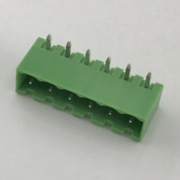 5.08mm pitch 90 degree PCB male terminal block