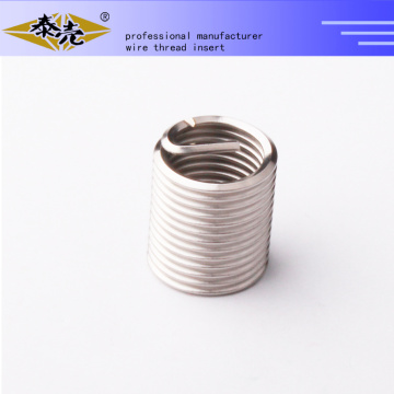 screw threading insert 304 stainless steel fastener free running insert