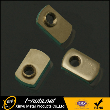 Steel Galvanized Flat Welded Nuts