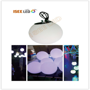 Color changing RGB DMX led ball 30cm