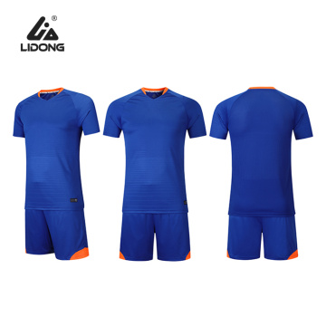 Soccer Team Perf Set - Jersey Shirt & Shorts