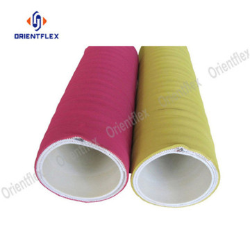 "6"" flexible acid resistant chemical pipe 150 psi"
