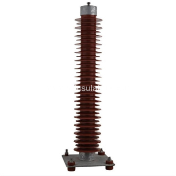 110kv Polymeric Housed Metal Oxide Lightning Arrester