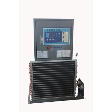 Environmental protection open 1HP Air cooled water chiller