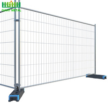 welded wire mesh fence factory Australian temporary fence